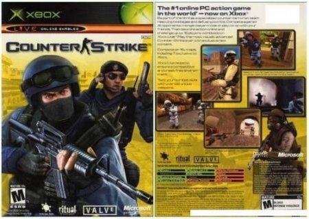 [XBOX]Counter Strike