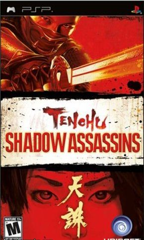 Tenchu: Shadow assassins (2011/PSP/ENG)