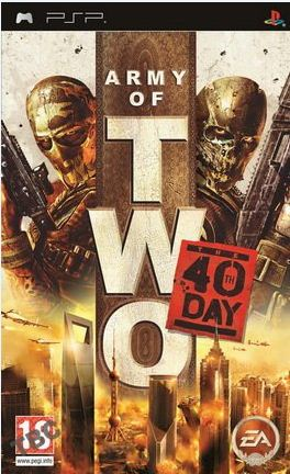 Army of two: The 40th day (2010/PSP/Rus/CSO)