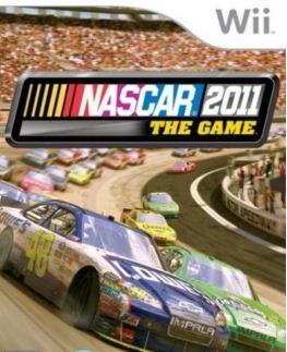 [Wii] NASCAR The Game 2011 [Eng][NTSC][2011]