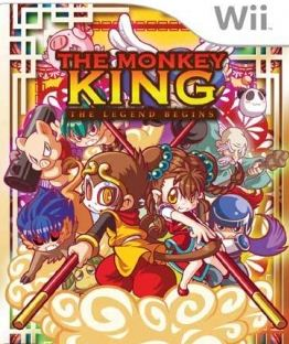 [Wii] The Monkey King: The Legend Begins [ENG][NTSC] (2008)