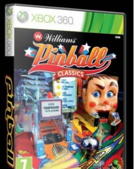 [XBOX360] Williams Pinball Classics [PAL][ENG]