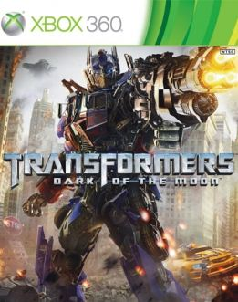 [XBOX360]Transformers 3: Dark of The Moon [Region-Free][ENG]