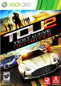 Test Drive Unlimited 2 [RUS] XBOX 360