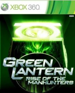 Green Lantern: Rise of the Manhunters (2011) ENG | XboX360