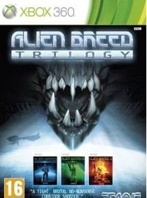 Alien Breed Trilogy [ENG] XBOX 360