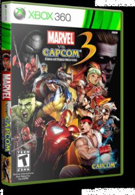 Marvel vs. Capcom 3 RUS