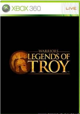 Warriors: Legends of Troy (PAL/ENG) XBOX360