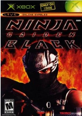 Original Ninja Gaiden: Black PAL ENG