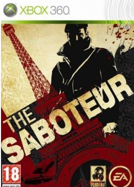 The Saboteur (2009) Xbox-360