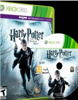 Harry Potter and the Deathly Hallow Part 1 (2010) XBOX360