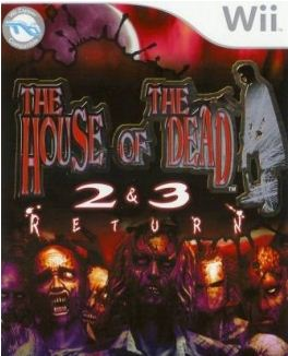 [Wii] The House of the Dead 2 & 3 Return [Multi5] [PAL] [2008]