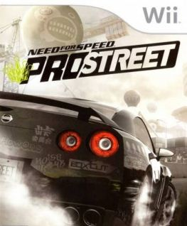 [Wii] Need for Speed ProStreet [Multi2] [PAL] (2007)