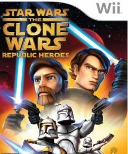 [Wii] Star Wars The Clone Wars Republic Heroes [PAL] [ENG] [2009]