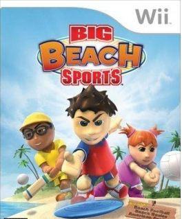 [Wii] Big Beach Sports [ENG][PAL] (2008)