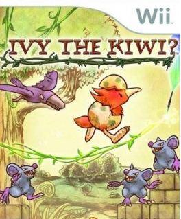 [Wii] Ivy The Kiwi? [ENG][PAL] (2010)