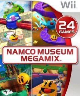 Wii] Namco Museum Megamix [ENG][NTSC] (2010)
