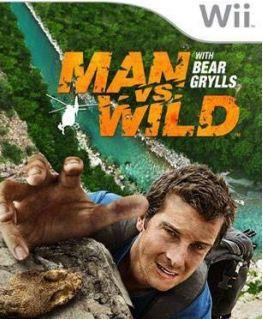[Wii] Man vs. Wild [NTSC][ENG][2011]
