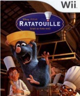 [Wii] Ratatouille [ENG] [PAL] [2007]
