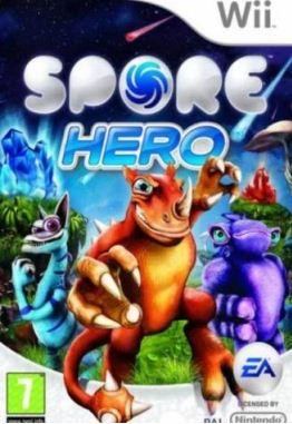 [Wii] Spore Hero [PAL] [Multi 9] (2009)