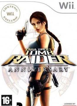 [Wii] Tomb Raider: Anniversary [Multi 5] [PAL] [2007]