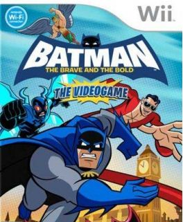 [Wii] Batman: The Brave and the Bold - The Videogame [Eng] [Pal] (2010)