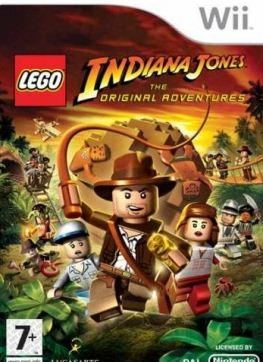 [Wii] Lego Indiana Jones: The Original Adventures [PAL] [2008]