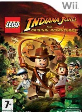 [Wii] Lego Indiana Jones: The Original Adventures [PAL] [2008]