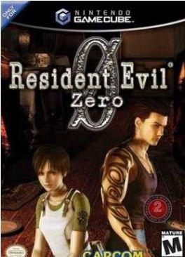 [GameCube] Resident Evil Zero [PAL] [PAL, ENG]