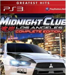 [PS3] Midnight Club Los Angeles (Complete Edition) [ENG\EUR]
