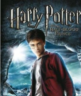 [PS3] Harry Potter And The Half Blood Prince (2009) [FULL] [RUSSOUND]
