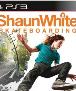 [PS3]Shaun White Skateboarding[USA\ENG]