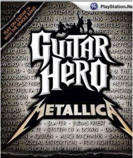 [PS3] Guitar Hero Metallica (2009) [FULL] [ENG]