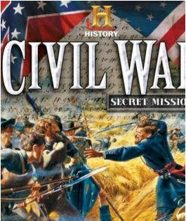 History Channel - Civil War: Secret Missions (2008) [FULL][ENG][L]