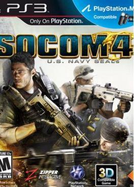 SOCOM 4: U.S. Navy SEALs (2011) [FULLRip][ENG][PS Move][L]