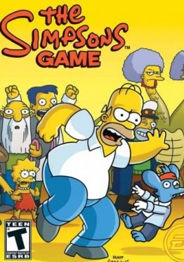 [PS3] The Simpsons Game (2007)
