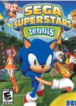 [PS3] Sega Superstars Tennis (2008)