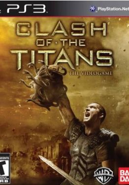 [PS3] Clash of the Titans / Битва Титанов (2010)