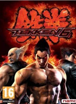 Tekken 6 v.1.03 (2009) PS3