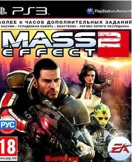 [PS3] Mass Effect 2 (2011) [RUS]