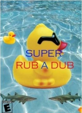 Super Rub a Dub (2007) PS3