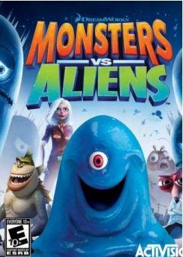 [PS3] Монстры против Пришельцев / Monsters vs. Aliens (2009)