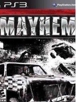 [PS3] Mayhem 3D [NTSC] [ENG] (2011)