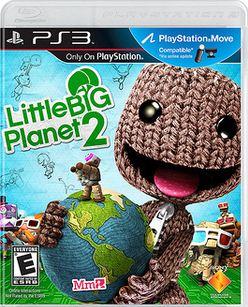 LittleBigPlanet 2 (Лицензия / PS3 / SCEE / 2011)