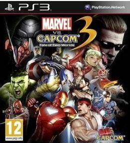 Marvel vs. Capcom 3: Fate of Two Worlds [FULL][ENG] PS3