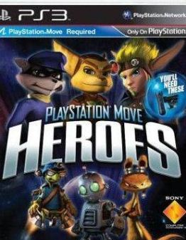 Playstation Move Heroes [FULL] [RUSSOUND] [PS Move][PS3]