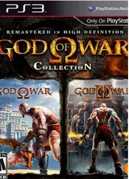 God Of War Collection [EUR/RUS]
