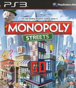 Monopoly Streets (2010/PS3/ENG/Multi)