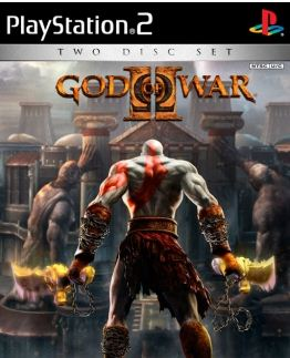 God of War 2 (2007) PS2