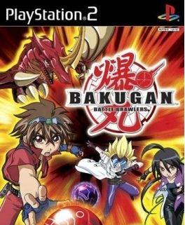 Bakugan Battle Brawlers [PS2/2009]